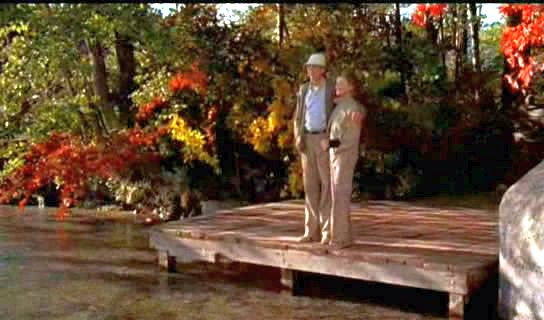 On Golden Pond Quotes Custom On Golden Pond  1981  Love  Video  Quotes