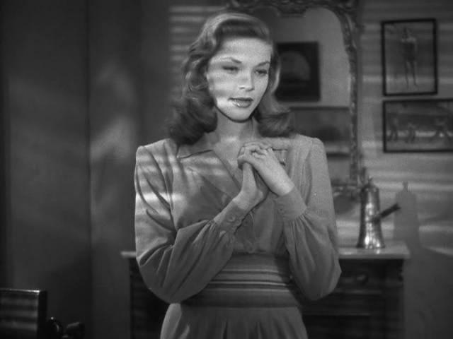 Image result for lauren bacall as slim
