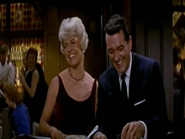 Roly Poly Doris Day Rock Hudson Pillow Talk Video